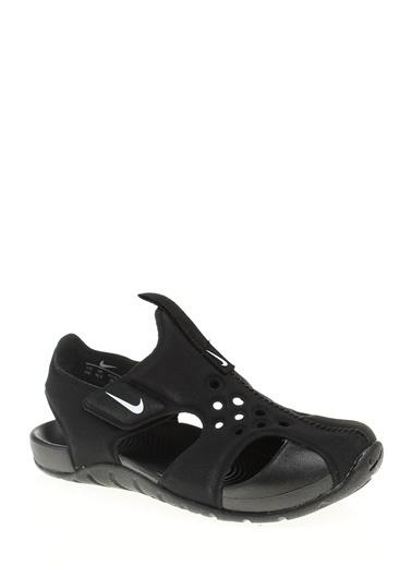 Nike Nike Sunray Protect 2 (Ps) Preschool 943826-001 Sandalet 943826-001 Siyah